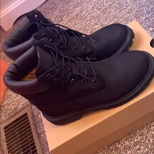 black Timbs